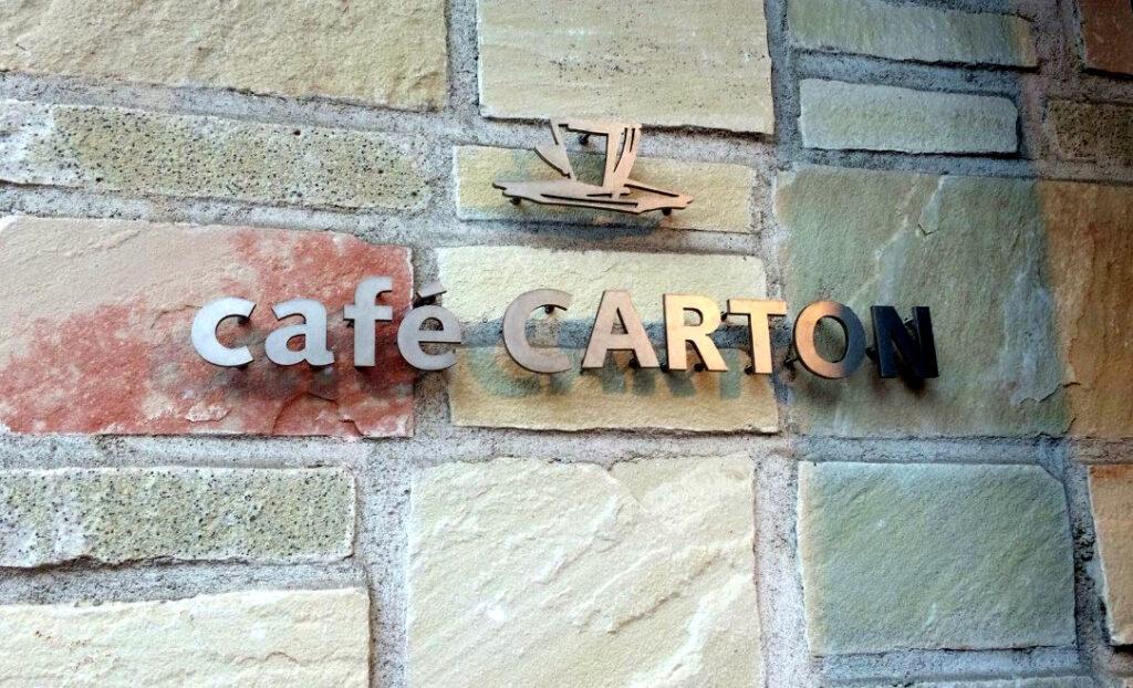 cafe CARTON