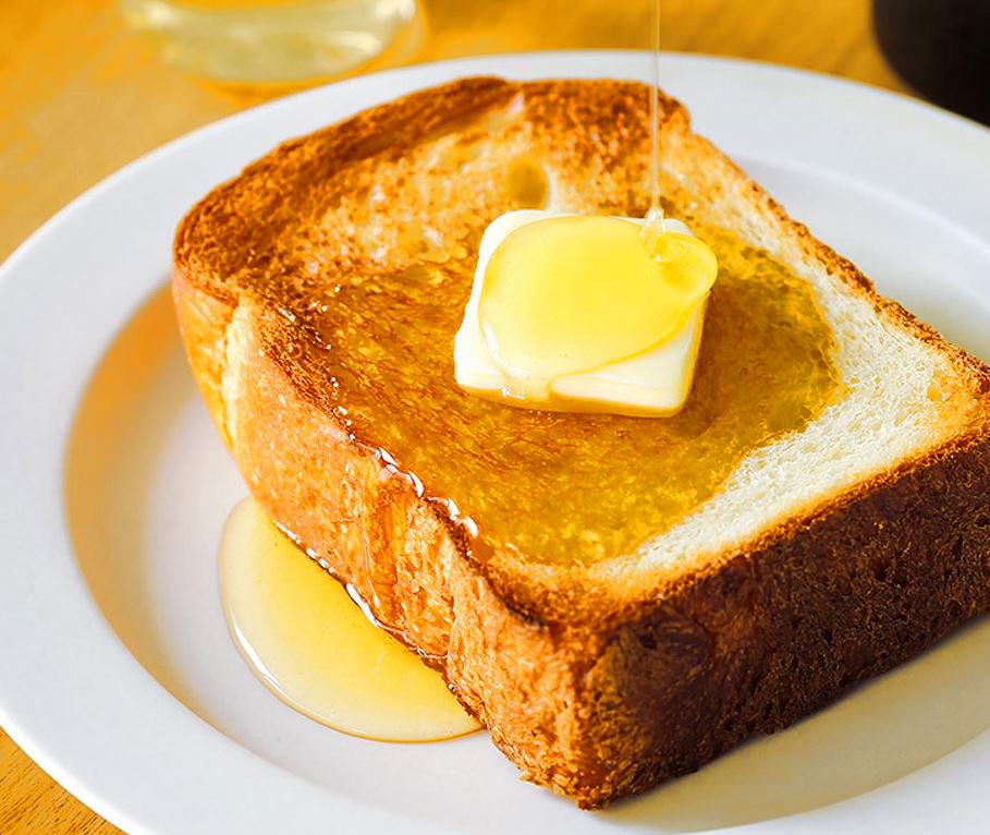 刑部勝義の優雅な朝食:ハニートースト